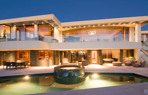 <b>SOLD</b><br>Ocean View Estate<br>La Jolla<br>Offered at $9,299,000