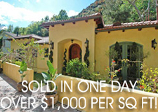 SOLD1955 Benedict Cyn DrBeverly HillsOffered at $2,100,000