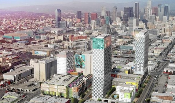New Developments in Downtown LA