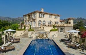 Trophy Estate with breathtaking views in Los Feliz, Los Angeles