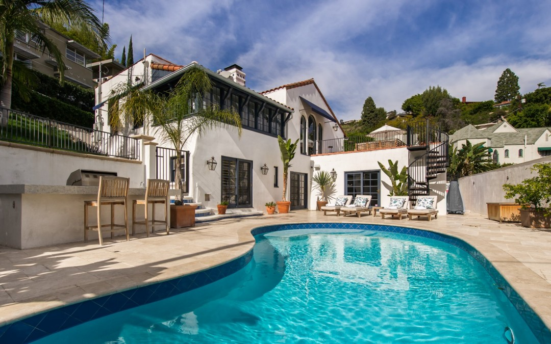 NEW LISTING! 1621 N Crescent Heights, Hollywood Hills $ 2,650,000