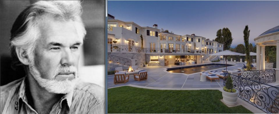 Kenny Rogers' Onetime Estate Leads Most Expensive Sales in L.A.