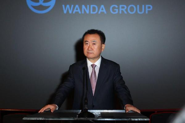 China's Wanda Group Eyes Hollywood From Beverly Hills