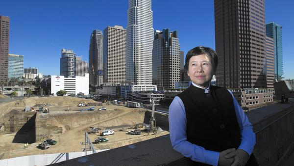 Chinese developer leads transformation of L.A.'s skyline