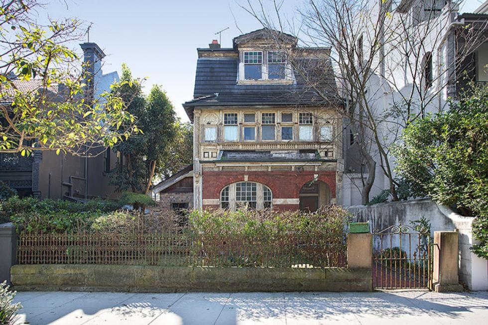 Seeking Haunted Houses for Sale