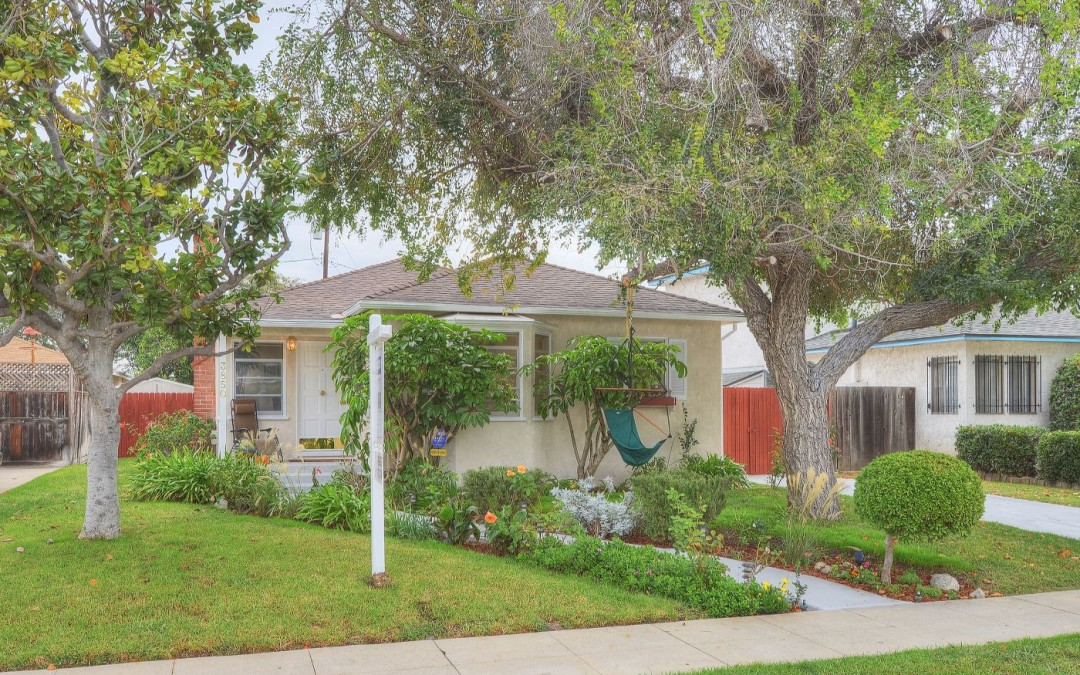 Open Houses This Week: Culver City/Mar Vista!