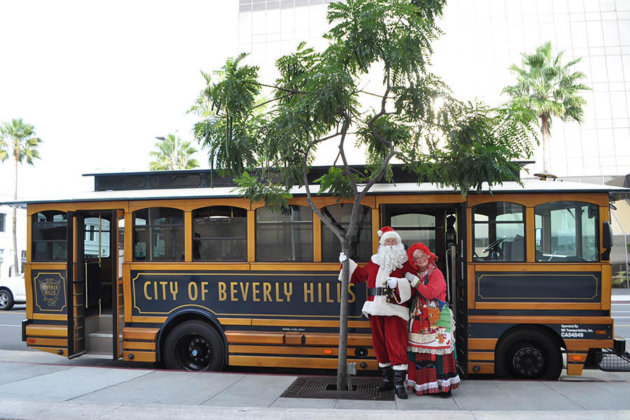 Holiday Happenings in Beverly Hills
