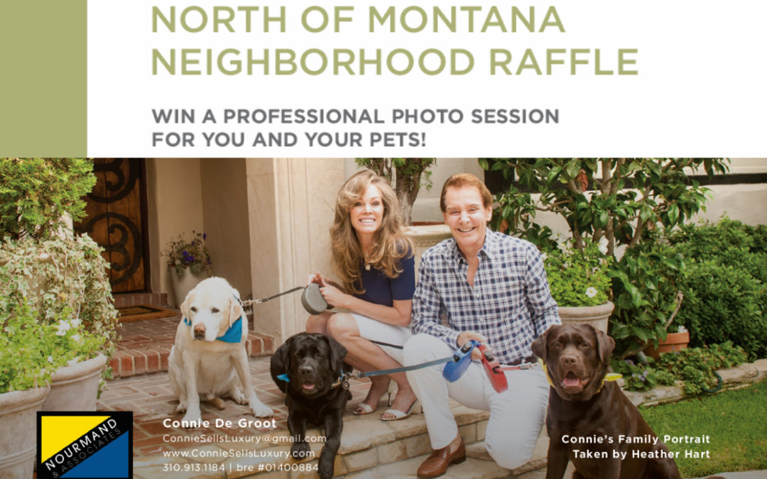 Win a Professional Photo Shoot for You and Your Pets!