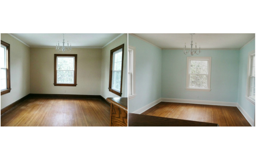 STEP 2: Re-evaluate the presentation of your home