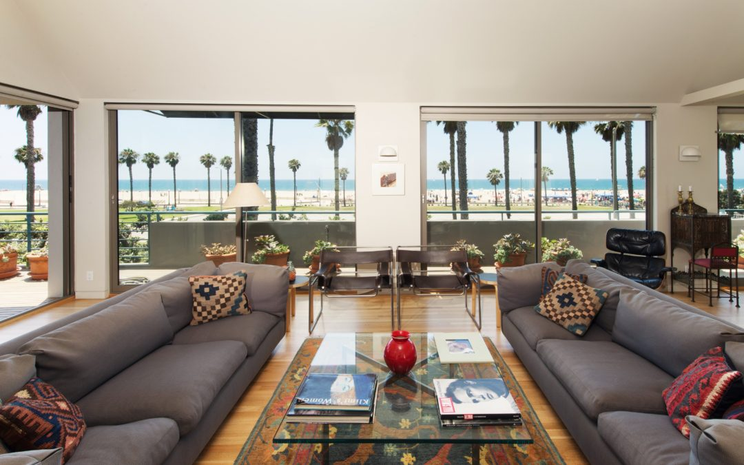 JUST LISTED: 117 HART AVE. SANTA MONICA – Oceanfront living!
