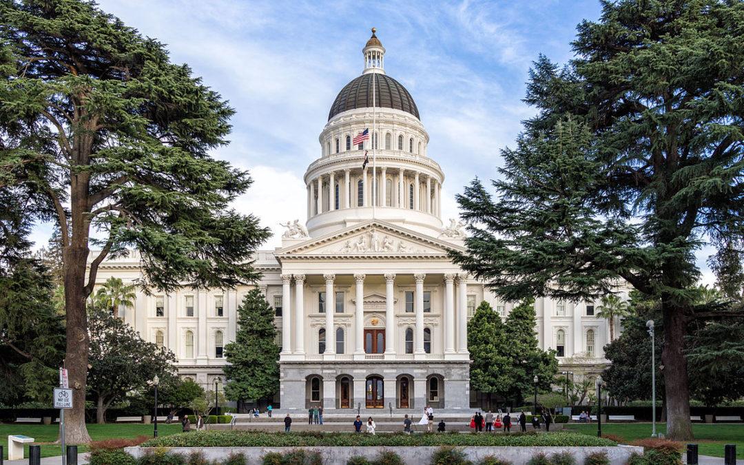 CA Legislature Passes Bill to Provide Equal Tax Break to Registered Domestic Partners