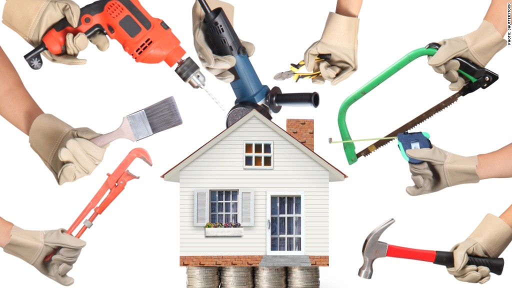 The top two home improvements for the best ROI