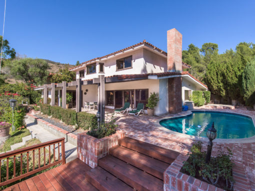 <b>SOLD</b><br> 2527 La Condesa<br>Brentwood Hills</b><br>Offered at $3,300,000