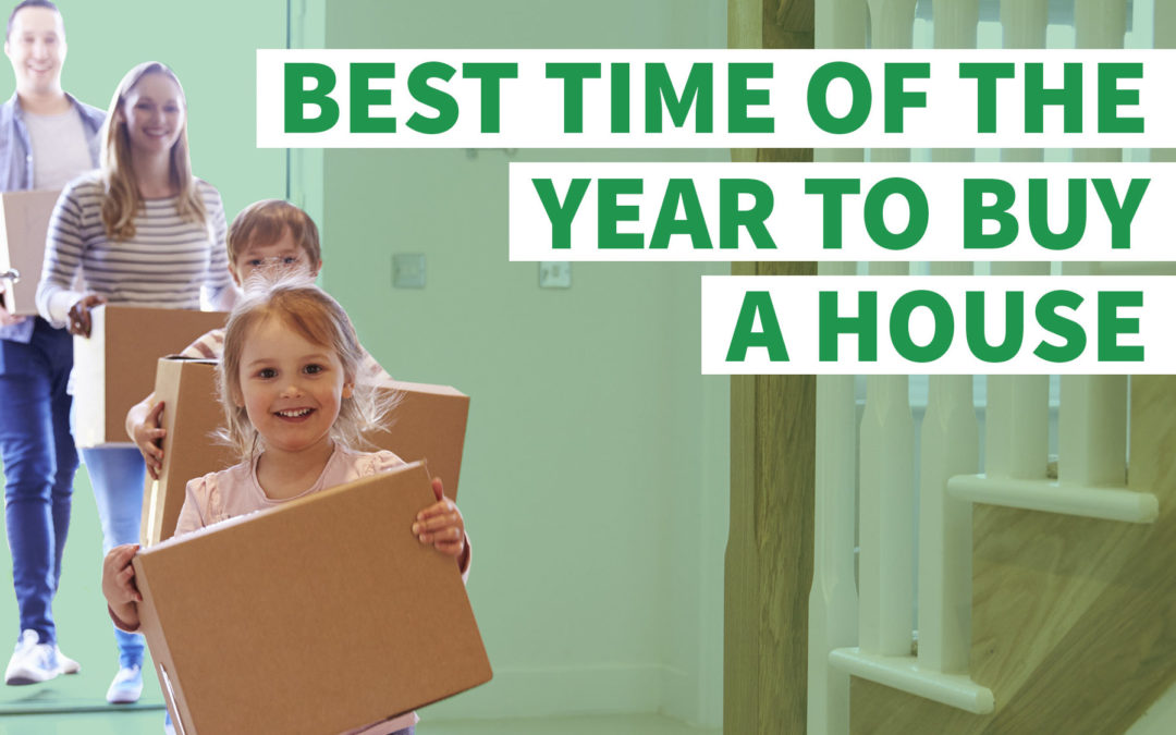 Why December is a GREAT time to buy a home