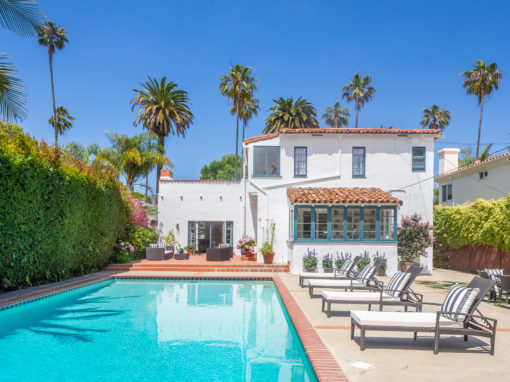 <b>SOLD $230k over asking<br>Multiple offers over asking</b><br>434 21st St.<br> North of Montana<br> Santa Monica <br>Sold at $4,225,000