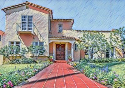 JUST LISTEDNot yet on MLS434 21st St. North of Montana Santa Monica $3,995,000