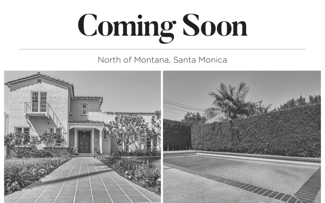 Coming Soon! North of Montana, Santa Monica