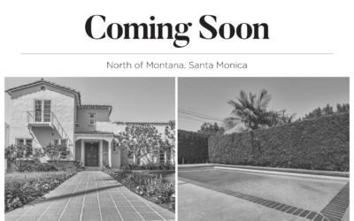 Coming Soon! North of Montana, Santa Monica