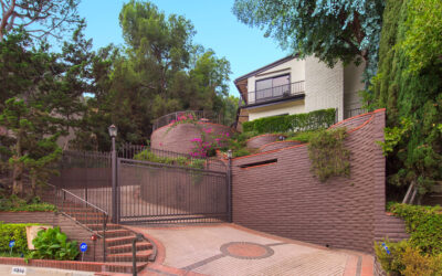 FOR LEASE: 9305 Beverly Crest Dr, Beverly Hills